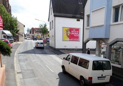 Plakat wirkt in Hösbach