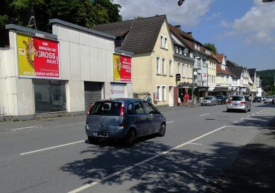 Plakat wirkt in Warstein