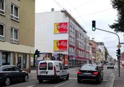 Hoch hinaus mit Aussenwerbung in Kaiserslautern