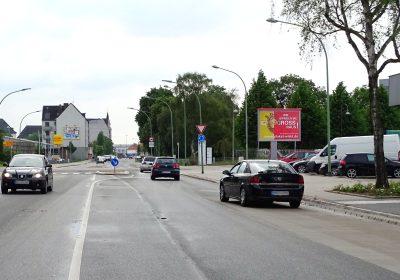 Profitieren Sie von der reichweitenstarken Wirkung des City-Star-Boards in Bremerhaven