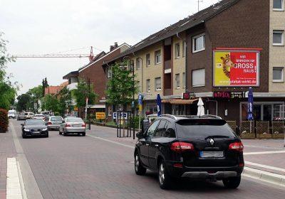 Wir bringen Sie in Bad Rothenfelde GROSS raus - Plakat wirkt!