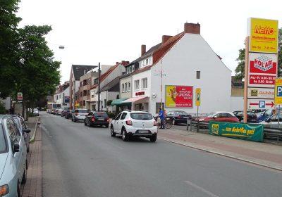 Mit Plakaten erreichen Sie in Bremen Ihre Kunden auf dem Weg zum Einkaufen