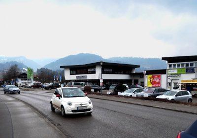 Wir bringen Sie in Oberstdorf GROSS raus - Plakat wirkt!