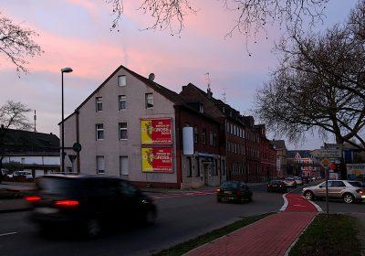 Wir bringen Sie in Gelsenkirchen GROSS raus - Plakat wirkt!