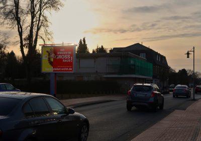 Wir bringen Sie in Papenburg GROSS raus – Plakat wirkt!
