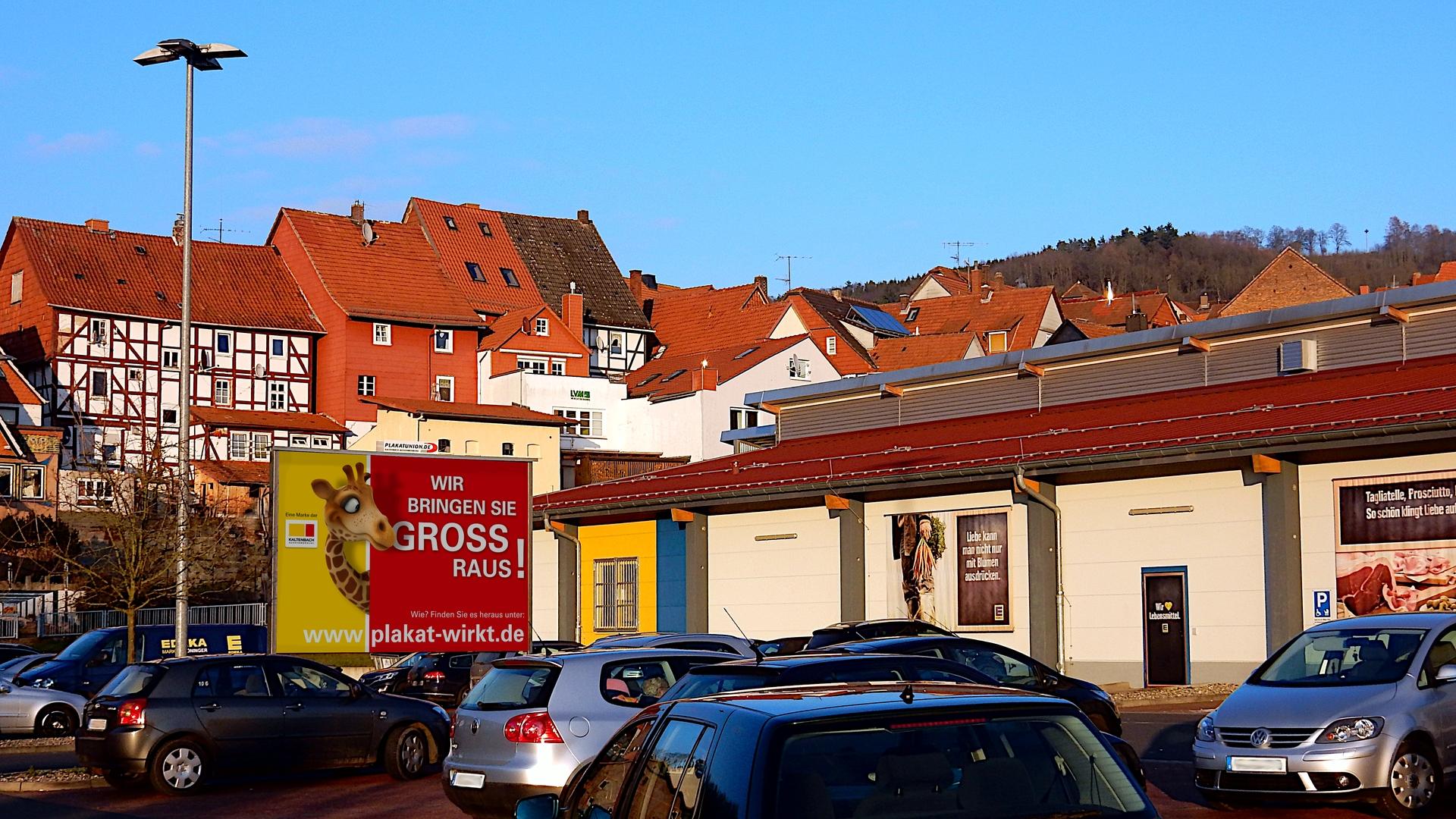 Unser Standort des Monats Juni 2019: Spangenberg – Edeka