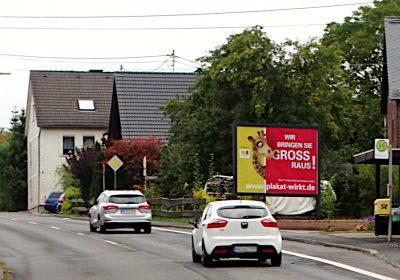 Wir bringen Sie in Ettinghausen GROSS raus - Plakat wirkt!