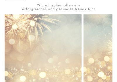 Kaltenbach Aussenwerbung wünscht Ihnen ein frohes Neues Jahr 2020