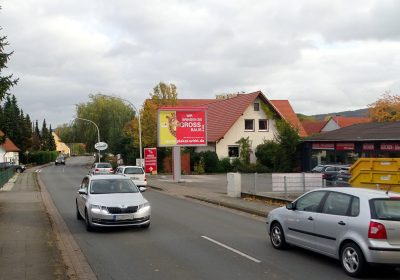 Wir bringen Sie in Preußisch Oldendorf GROSS raus - Plakat wirkt!